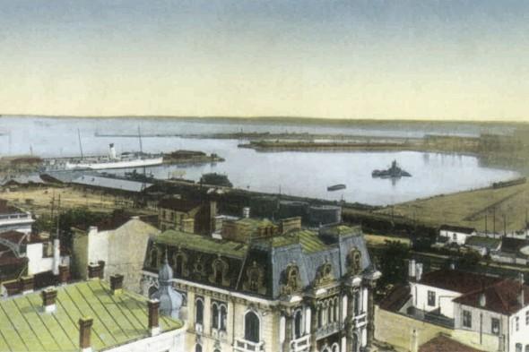 Portul Constanta (1910)